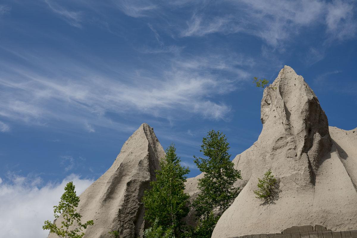 異世界感たっぷりのアート空間「石山緑地」を紹介しますよ