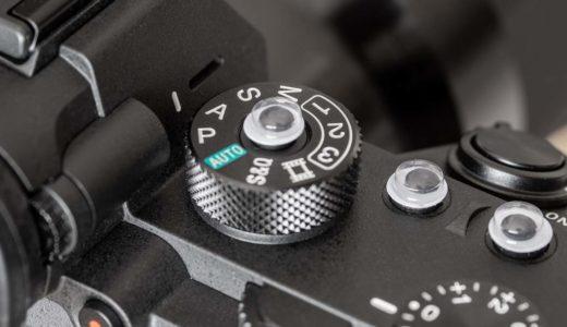 なぜカメラメーカーはモードダイヤルにロックをつけたがるのか?