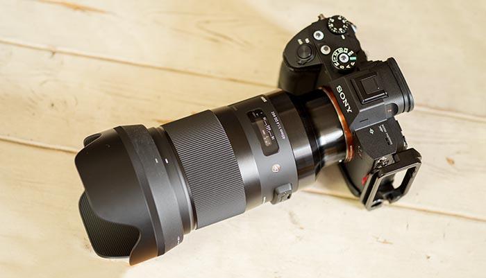 シグマ40mm F1.4 DG HSM Artのアイキャッチ画像