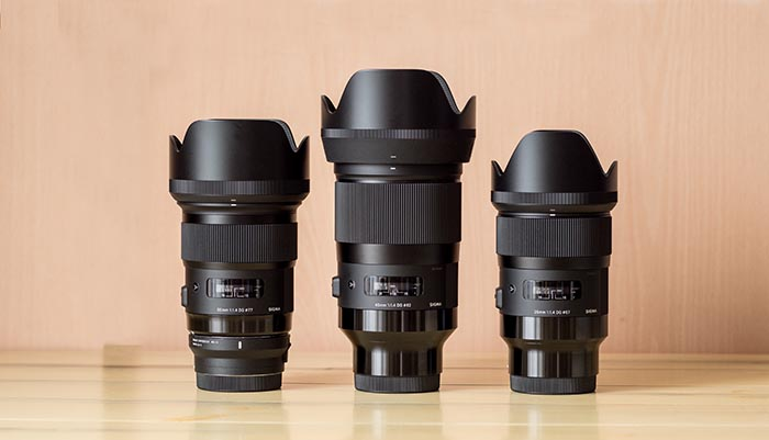 40mm F1.4 DG HSM Art