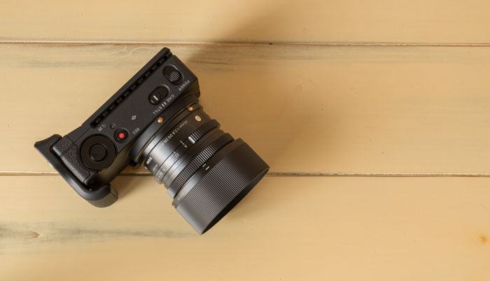 SIGMA fp 45mm F2.8 DG DN Contemporary