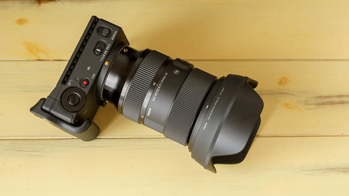 24-70mm F2.8 DG DN Art