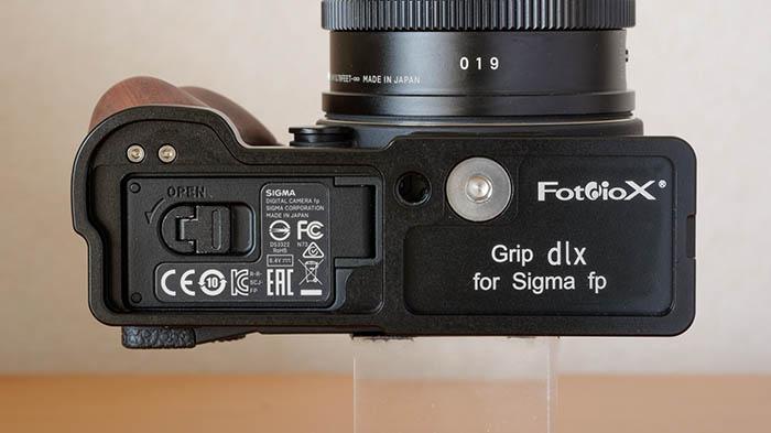 Fotodiox SIGMA fp grip